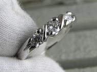 ジュエリーの作り変えダイヤモンドリフォーム-1