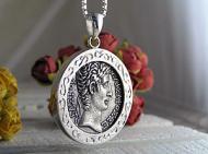 ローマのコイン リフォーム