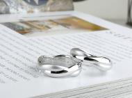 2連の指輪