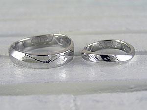 熊本からご来店頂き作った結婚指輪