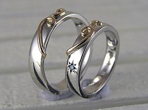 結婚指輪は手作り