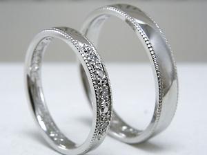 アンティークな指輪