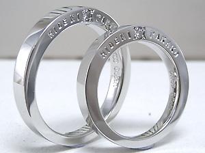 東京都からの結婚指輪