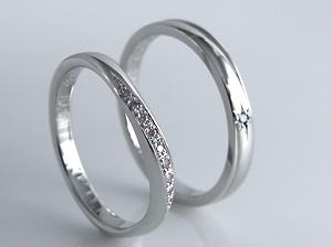 ピンクダイヤとブルーダイヤ
