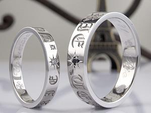 ブラックダイヤとホワイトダイヤ