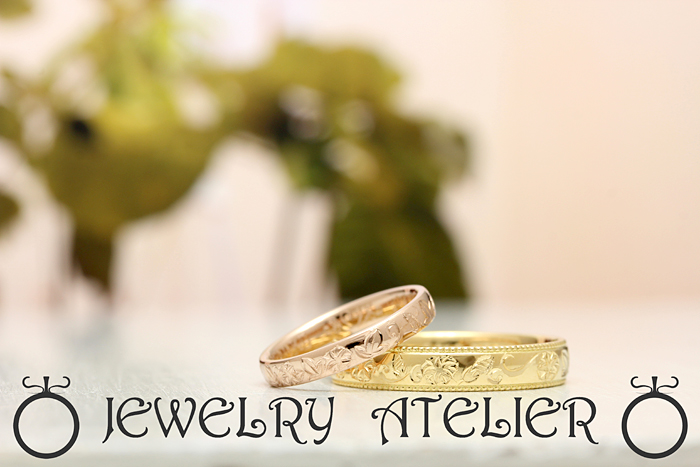 可愛い指輪